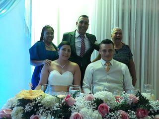 El matrimonio de Cristian Arbelaez y María Fernanda García 2