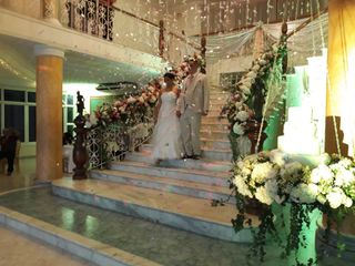 El matrimonio de Cristian Arbelaez y María Fernanda García 3
