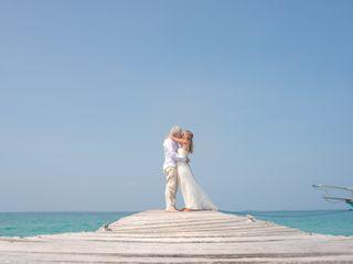 El matrimonio de Juanita y Juan 1