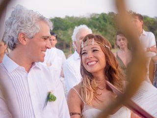 El matrimonio de Juanita y Juan