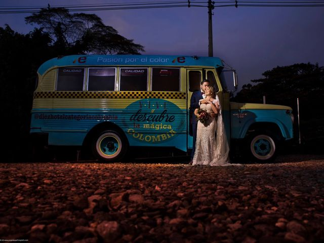 El matrimonio de Raúl  y Cata en Medellín, Antioquia 8
