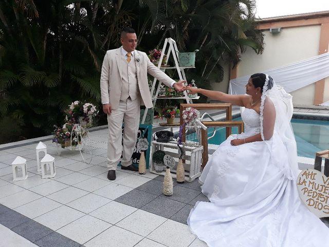 El matrimonio de María Fernanda García y Cristian Arbelaez en Cali, Valle del Cauca 10