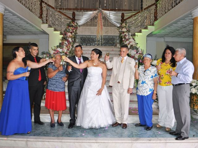 El matrimonio de María Fernanda García y Cristian Arbelaez en Cali, Valle del Cauca 31