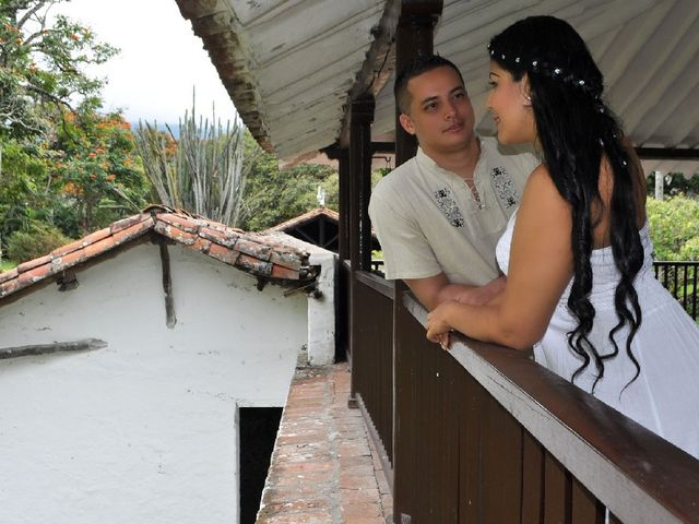 El matrimonio de María Fernanda García y Cristian Arbelaez en Cali, Valle del Cauca 32