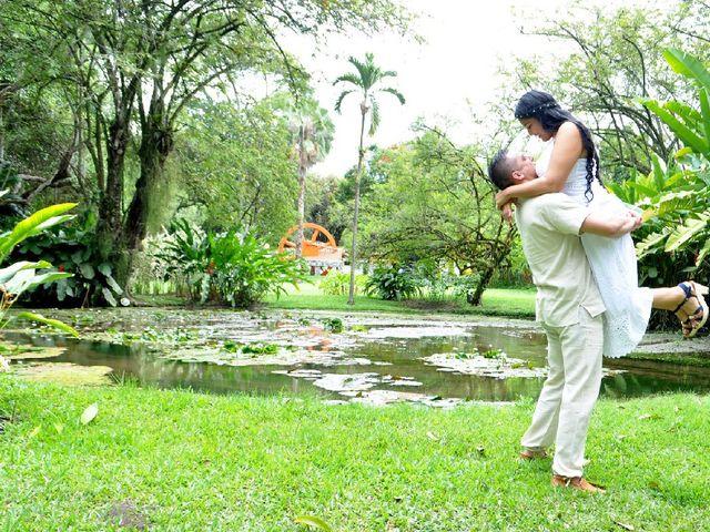 El matrimonio de María Fernanda García y Cristian Arbelaez en Cali, Valle del Cauca 34