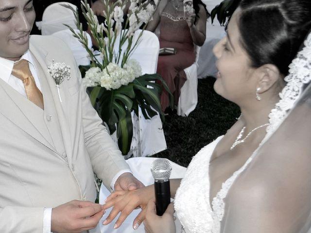 El matrimonio de María Fernanda García y Cristian Arbelaez en Cali, Valle del Cauca 38
