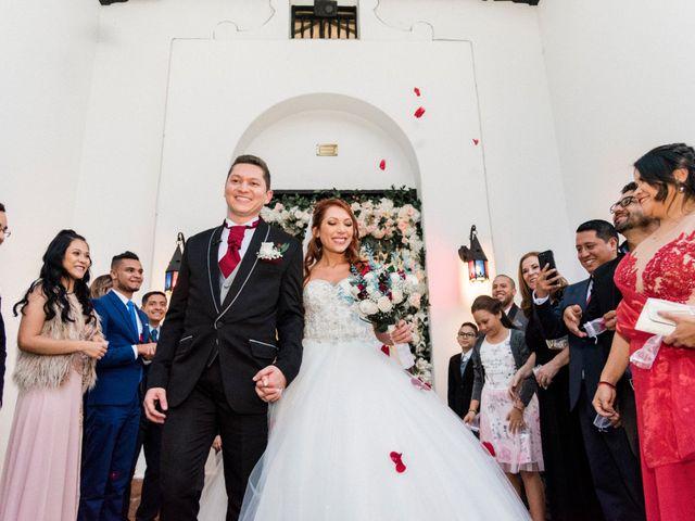El matrimonio de David y Daniela en Retiro, Antioquia 1