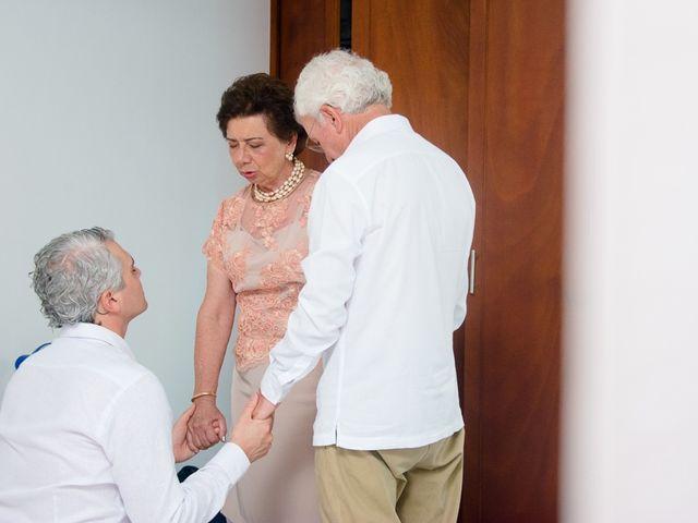 El matrimonio de Juan y Juanita en Cartagena, Bolívar 6