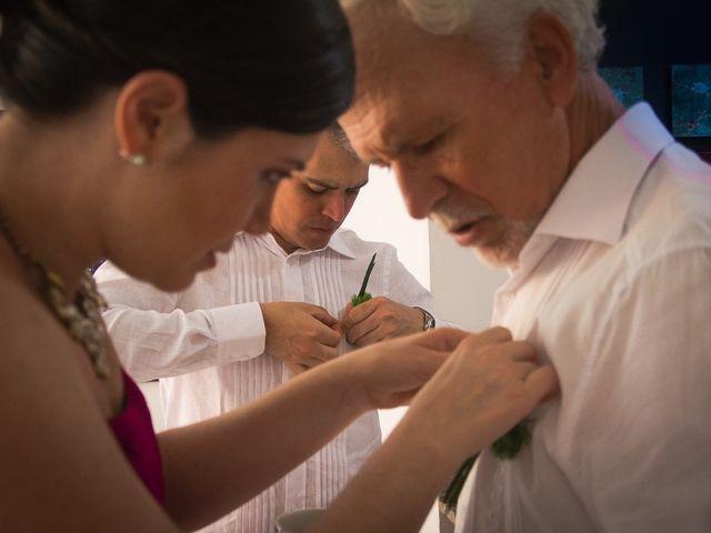El matrimonio de Juan y Juanita en Cartagena, Bolívar 7