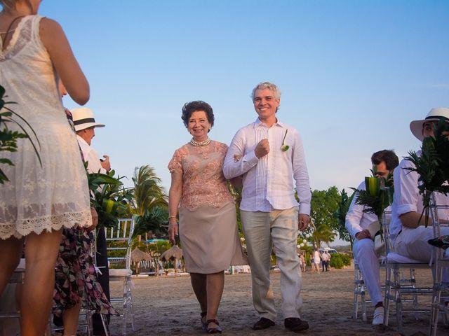 El matrimonio de Juan y Juanita en Cartagena, Bolívar 16