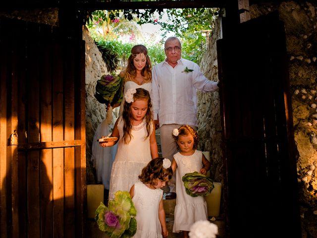 El matrimonio de Juan y Juanita en Cartagena, Bolívar 17