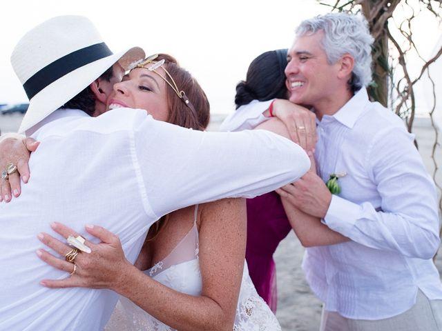 El matrimonio de Juan y Juanita en Cartagena, Bolívar 25