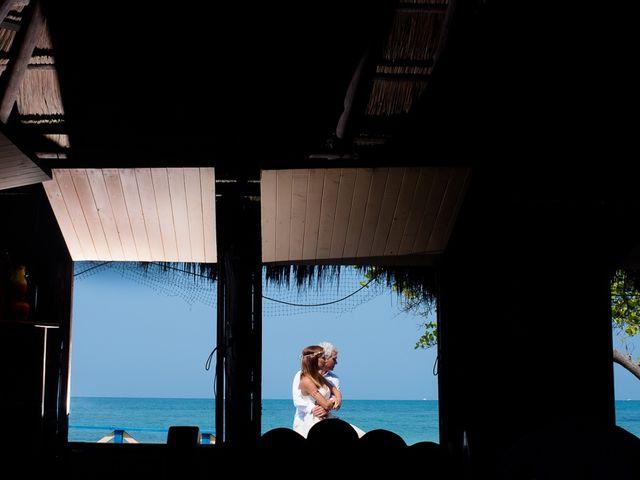 El matrimonio de Juan y Juanita en Cartagena, Bolívar 52