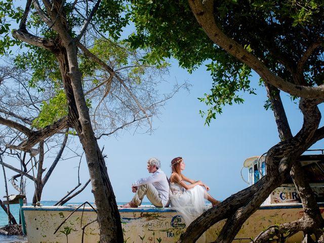 El matrimonio de Juan y Juanita en Cartagena, Bolívar 58