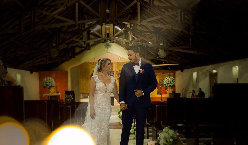 El matrimonio de Raúl  y Cata en Medellín, Antioquia
