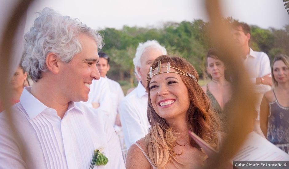 El matrimonio de Juan y Juanita en Cartagena, Bolívar