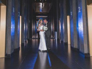 El matrimonio de Mónica  y Omar
