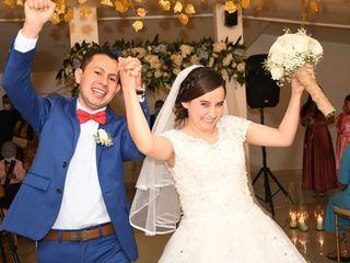 El matrimonio de Deisy  y Heliberto  2