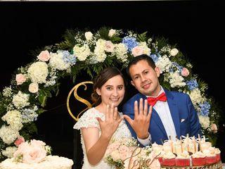El matrimonio de Deisy  y Heliberto
