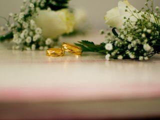El matrimonio de Karen y Jesus 1