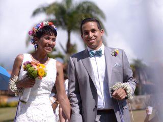 El matrimonio de Julian  y Isabel