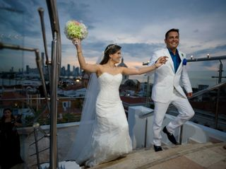 El matrimonio de Natalia y Hugo