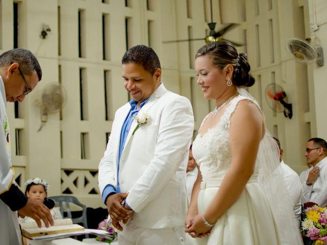 El matrimonio de Jesus y Karen en Montería, Córdoba 13