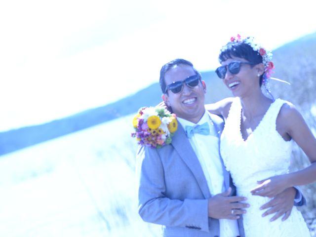 El matrimonio de Isabel  y Julian  en Calima, Valle del Cauca 1
