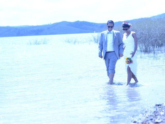 El matrimonio de Isabel  y Julian  en Calima, Valle del Cauca 4