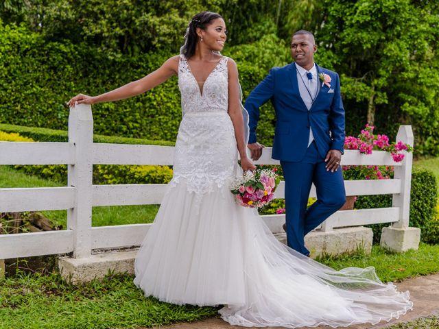 El matrimonio de Carlos y Tatiana