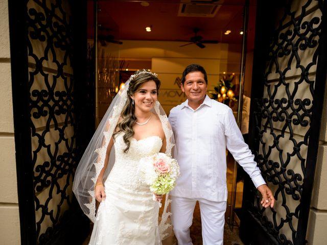 El matrimonio de Hugo y Natalia en Cartagena, Bolívar 11