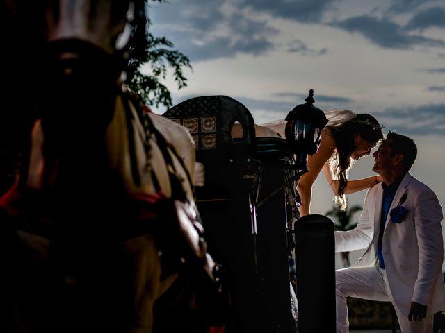 El matrimonio de Hugo y Natalia en Cartagena, Bolívar 20