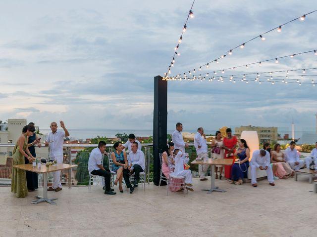 El matrimonio de Hugo y Natalia en Cartagena, Bolívar 21