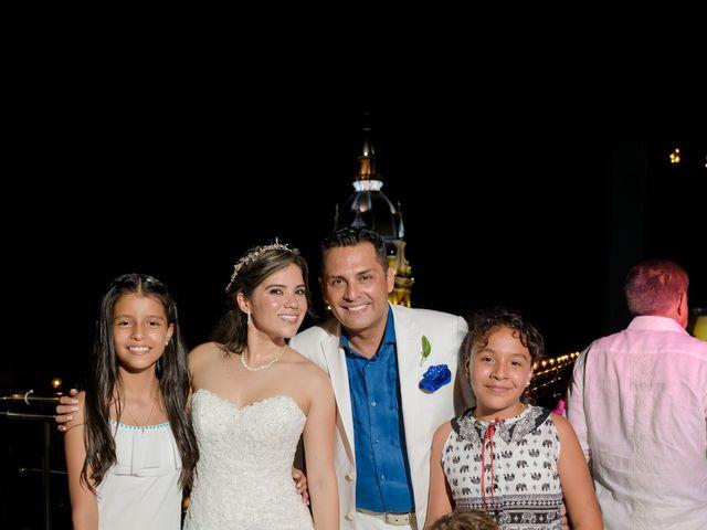 El matrimonio de Hugo y Natalia en Cartagena, Bolívar 27