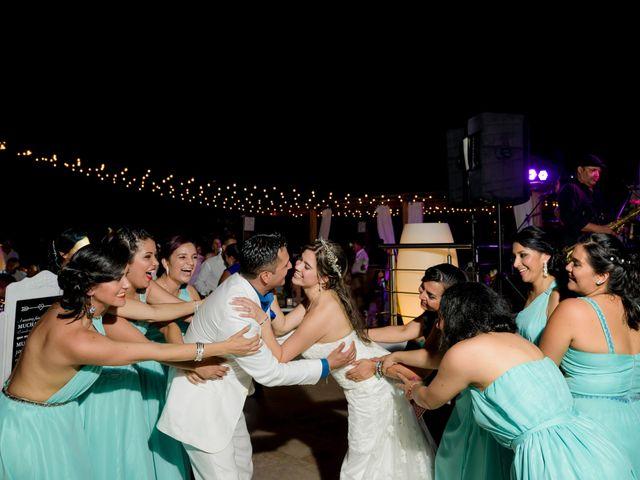 El matrimonio de Hugo y Natalia en Cartagena, Bolívar 30