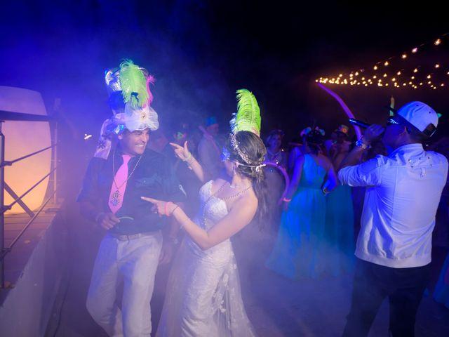El matrimonio de Hugo y Natalia en Cartagena, Bolívar 33