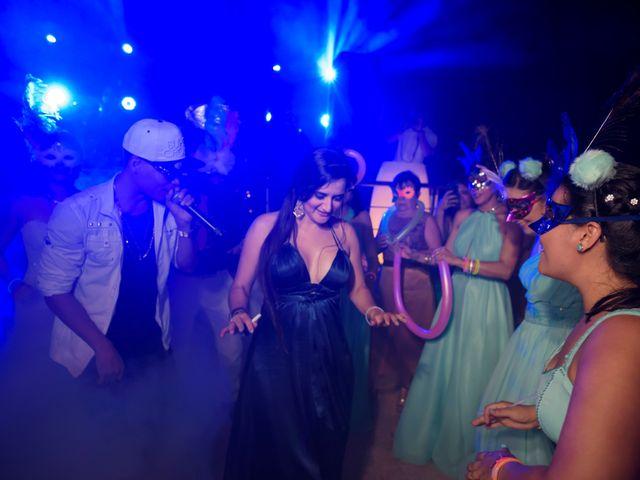 El matrimonio de Hugo y Natalia en Cartagena, Bolívar 42