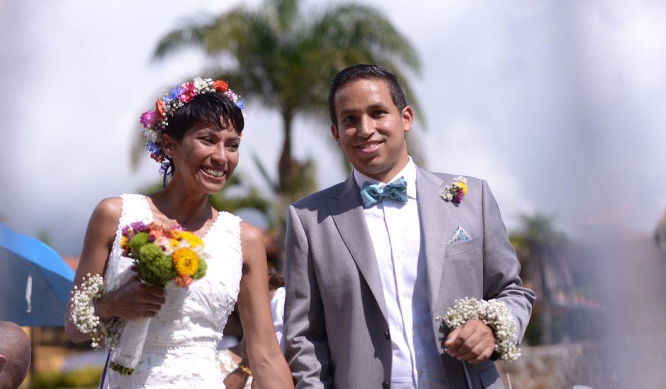 El matrimonio de Isabel  y Julian  en Calima, Valle del Cauca