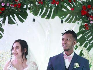 El matrimonio de Natalia Andrea y Bryan Andrés 1