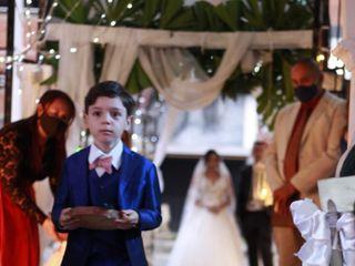 El matrimonio de Natalia Andrea y Bryan Andrés 2