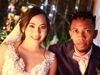 El matrimonio de Natalia Andrea y Bryan Andrés