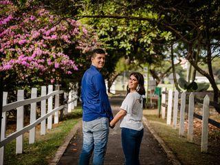 El matrimonio de Juan Pablo y Sara 2