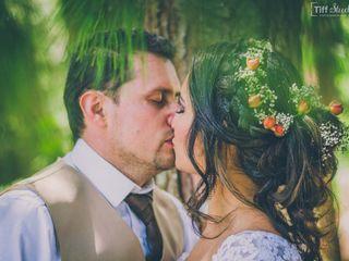 El matrimonio de Marco y Sandra 1