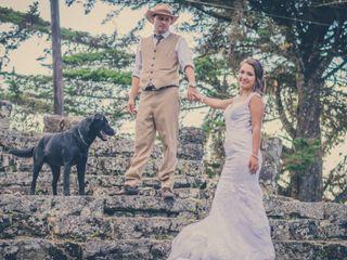 El matrimonio de Marco y Sandra