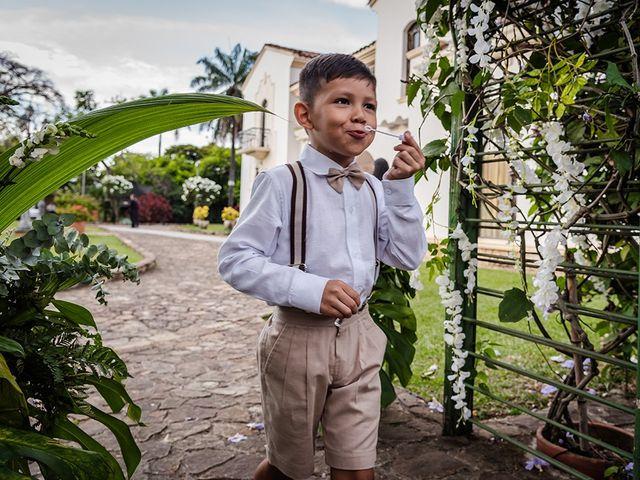 El matrimonio de Sara y Juan Pablo en Cali, Valle del Cauca 23