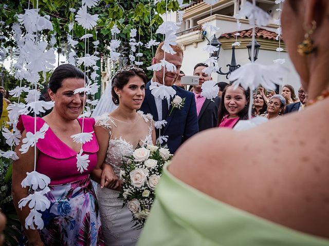 El matrimonio de Sara y Juan Pablo en Cali, Valle del Cauca 26