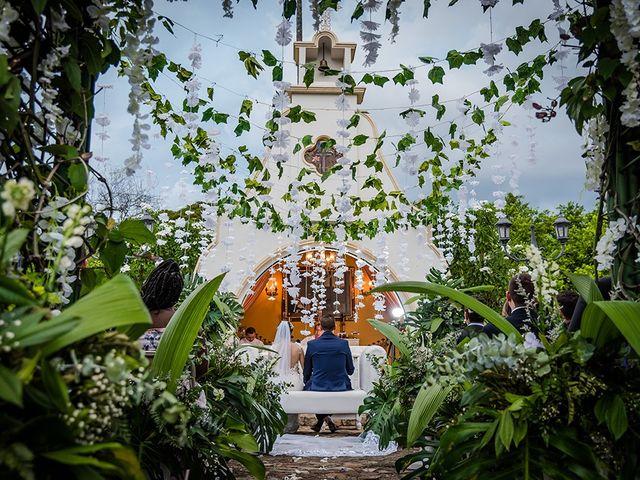 El matrimonio de Sara y Juan Pablo en Cali, Valle del Cauca 28
