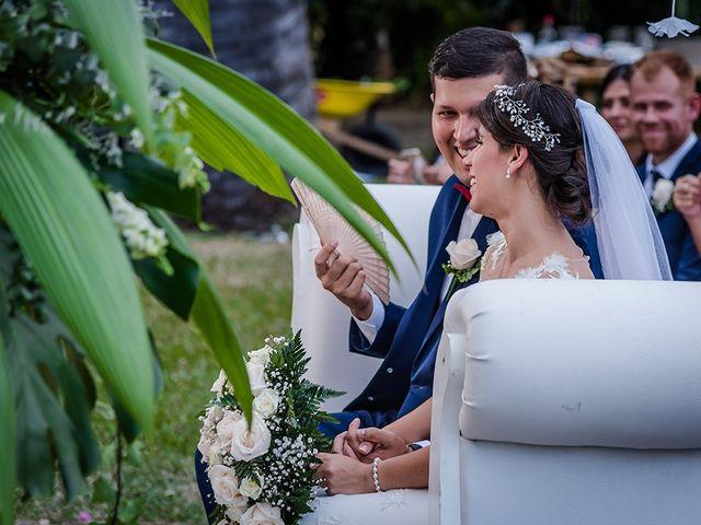 El matrimonio de Sara y Juan Pablo en Cali, Valle del Cauca 29