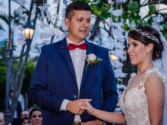 El matrimonio de Sara y Juan Pablo en Cali, Valle del Cauca 30