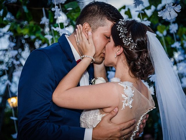 El matrimonio de Sara y Juan Pablo en Cali, Valle del Cauca 32
